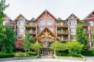 """Photo 1: 451 8328 207A Street in Langley: Willoughby Heights Condo for sale in """"Yorkson Creek"""" : MLS®# R2594445"""