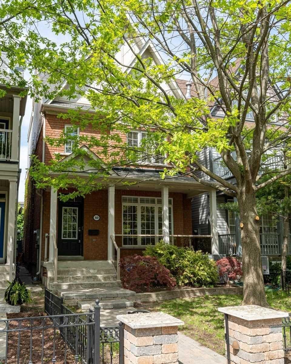 Main Photo: 80 Winners Circle in Toronto: The Beaches House (3-Storey) for lease (Toronto E02)  : MLS®# E5243062