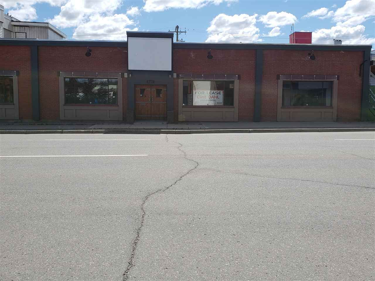 Main Photo: 1375 2ND Avenue in Prince George: Downtown PG Office for lease (PG City Central (Zone 72))  : MLS®# C8033895