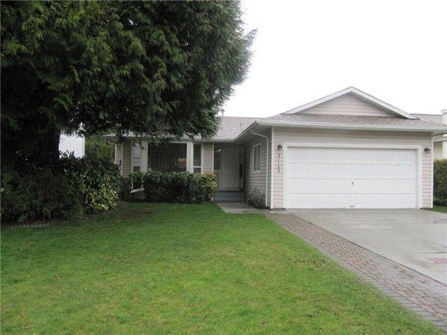 Main Photo: 21163 STONEHOUSE Avenue in Maple Ridge: Northwest Maple Ridge House for sale : MLS®# V1055691