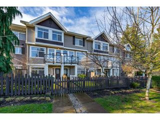 """Photo 2: 14 14377 60 Avenue in Surrey: Sullivan Station Townhouse for sale in """"Blume"""" : MLS®# R2540410"""