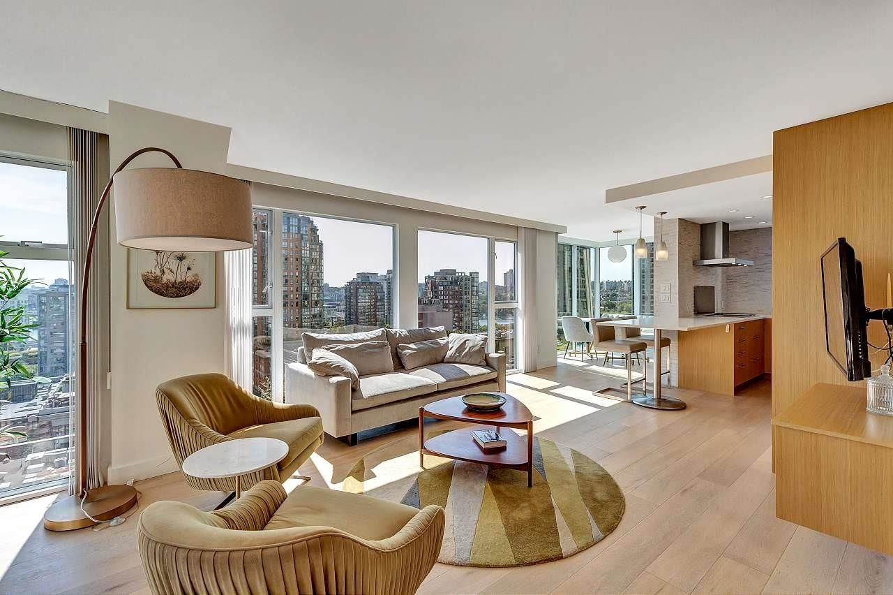"""Main Photo: 1101 1155 HOMER Street in Vancouver: Yaletown Condo for sale in """"City Crest"""" (Vancouver West)  : MLS®# R2618711"""