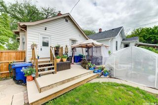 Photo 32: 831 G Avenue North in Saskatoon: Caswell Hill Residential for sale : MLS®# SK856126