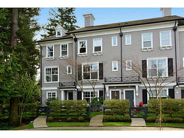 "Main Photo: 59 15075 60 Avenue in Surrey: Sullivan Station Townhouse for sale in ""Natures Walk"" : MLS®# F1435110"