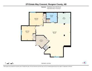 Photo 49: 275 Estate Way Crescent: Rural Sturgeon County House for sale : MLS®# E4266285