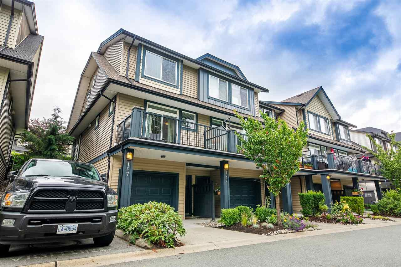 """Main Photo: 127 13819 232 Street in Maple Ridge: Silver Valley Townhouse for sale in """"Brighton"""" : MLS®# R2383348"""