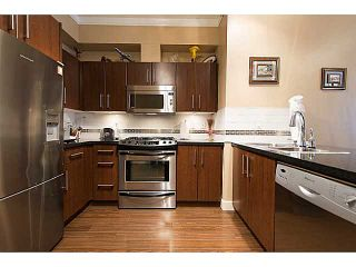 """Photo 10: 585 W 7TH Avenue in Vancouver: Fairview VW Townhouse for sale in """"AFFINITI"""" (Vancouver West)  : MLS®# V1007617"""