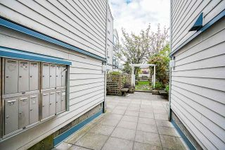 "Photo 7: 306 629 W 7TH Avenue in Vancouver: Fairview VW Townhouse for sale in ""THE COURTYARDS"" (Vancouver West)  : MLS®# R2573974"