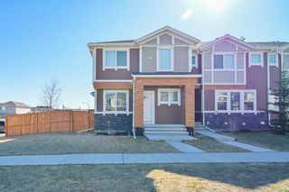 Photo 1: 870 Nolan Hill Boulevard NW in Calgary: Nolan Hill Row/Townhouse for sale : MLS®# A1096293