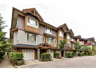 "Photo 1: 30 7088 191ST Street in Surrey: Clayton Townhouse for sale in ""MONTANA"" (Cloverdale)  : MLS®# F1441520"