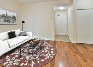 """Photo 5: 118 13728 108 Avenue in Surrey: Whalley Condo for sale in """"Quattro 3"""" (North Surrey)  : MLS®# R2451793"""