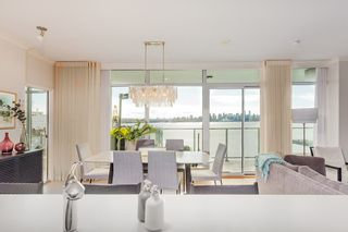"""Photo 3: 701 199 VICTORY SHIP Way in North Vancouver: Lower Lonsdale Condo for sale in """"TROPHY AT THE PIER"""" : MLS®# R2509292"""
