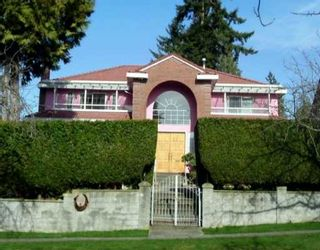 Photo 1: 3573 W 37TH Ave in Vancouver: Dunbar House for sale (Vancouver West)  : MLS®# V633144