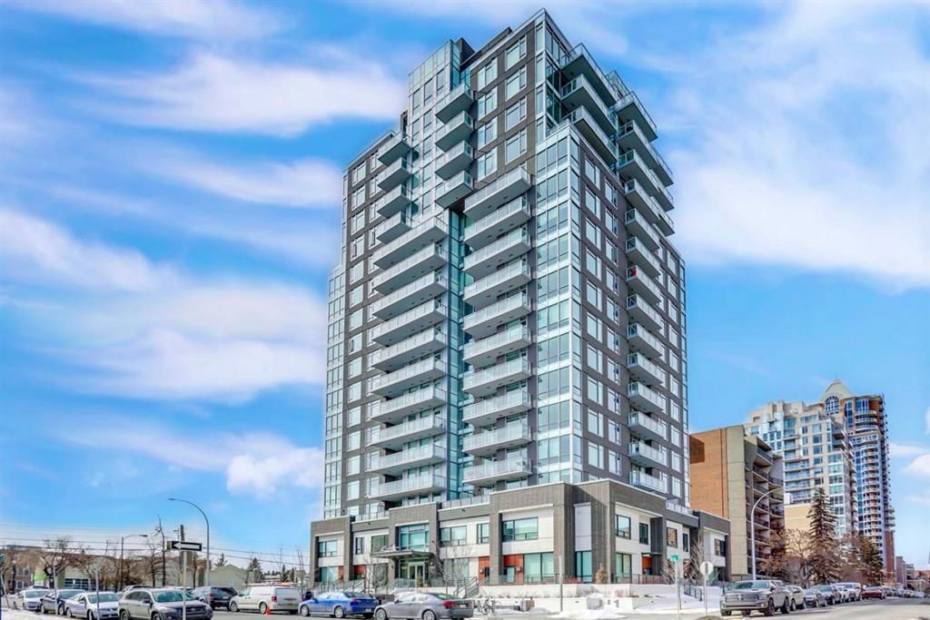 Main Photo: 302 1501 6 Street SW in Calgary: Beltline Apartment for sale : MLS®# A1040725