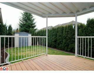 "Photo 10: 9279 207TH Street in Langley: Walnut Grove House for sale in ""GREENWOOD ESTATES"" : MLS®# F1000043"
