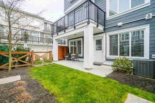 """Photo 37: 19 2239 164A Street in Surrey: Grandview Surrey Townhouse for sale in """"Evolve"""" (South Surrey White Rock)  : MLS®# R2560720"""