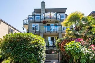 """Photo 2: 7 1966 YORK Avenue in Vancouver: Kitsilano Townhouse for sale in """"1966 YORK"""" (Vancouver West)  : MLS®# R2608137"""