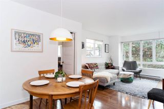 """Photo 5: 406 1823 E GEORGIA Street in Vancouver: Hastings Condo for sale in """"Georgia Court"""" (Vancouver East)  : MLS®# R2513816"""