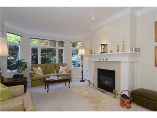 """Photo 2: 114 3188 W 41ST Avenue in Vancouver: Kerrisdale Condo for sale in """"THE LANESBOROUGH"""" (Vancouver West)  : MLS®# V1063940"""