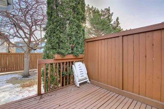 Photo 46: 5931 189 Street in Edmonton: Zone 20 Townhouse for sale : MLS®# E4233083