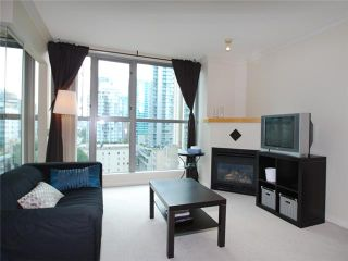 "Photo 4: # 1302 928 RICHARDS ST in Vancouver: Yaletown Condo for sale in ""THE SAVOY"" (Vancouver West)  : MLS®# V964229"