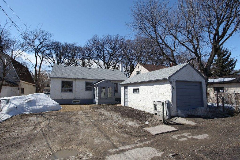 Photo 44: Photos: 963 Ashburn Street in Winnipeg: West End / Wolseley Single Family Detached for sale (West Winnipeg)  : MLS®# 1306767