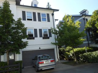"Photo 1: 28 15075 60 Avenue in Surrey: Sullivan Station Townhouse for sale in ""Nature's Walk"" : MLS®# F1317604"