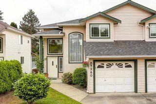 Photo 1: 960 DELESTRE Avenue in Coquitlam: Maillardville 1/2 Duplex for sale : MLS®# R2073096