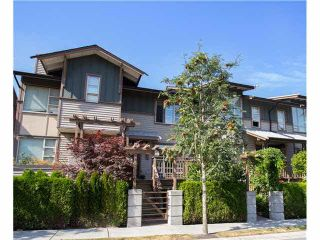 "Photo 1: 1198 VILLAGE GREEN Way in Squamish: Downtown SQ Townhouse for sale in ""Eaglewind"" : MLS®# R2462696"