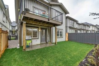 Photo 20: 48 8217 204B Street in Langley: Willoughby Heights Townhouse for sale : MLS®# R2253802