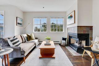 "Photo 1: 402 2091 VINE Street in Vancouver: Kitsilano Condo for sale in ""VINE GARDENS"" (Vancouver West)  : MLS®# R2616919"
