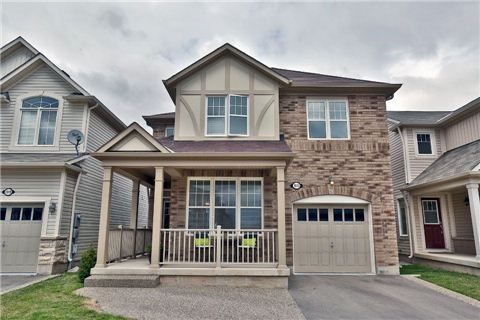 Main Photo: 1023 Leger Way in Milton: Willmont House (2-Storey) for sale : MLS®# W3183691