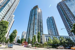 """Photo 1: 2301 1438 RICHARDS Street in Vancouver: Yaletown Condo for sale in """"AZURA I"""" (Vancouver West)  : MLS®# R2194979"""