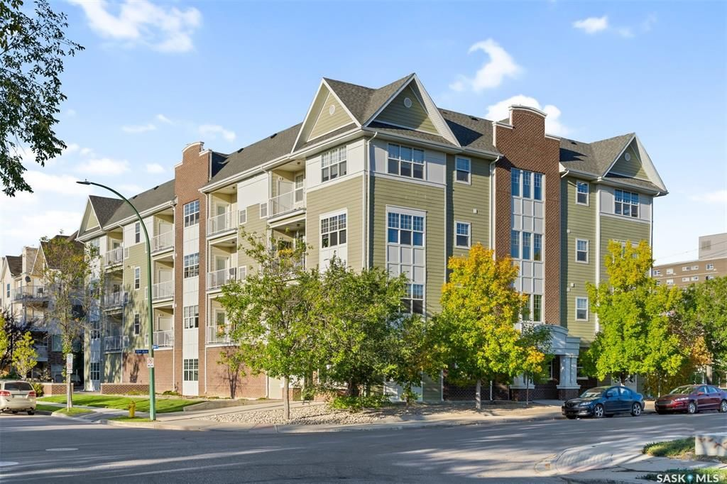 Main Photo: 302 2255 ANGUS Street in Regina: Cathedral RG Residential for sale : MLS®# SK870733