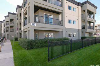 Photo 1: 101 110 Hampton Circle in Saskatoon: Hampton Village Residential for sale : MLS®# SK870724