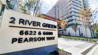 "Photo 1: 803 6622 PEARSON Way in Richmond: Brighouse Condo for sale in ""2 RIVER GREEN"" : MLS®# R2574979"