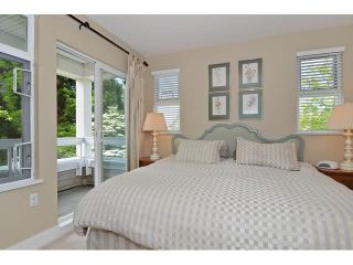 """Photo 7: 121 3188 W 41ST Avenue in Vancouver: Kerrisdale Townhouse for sale in """"THE LANESBOROUGH"""" (Vancouver West)  : MLS®# V1123090"""