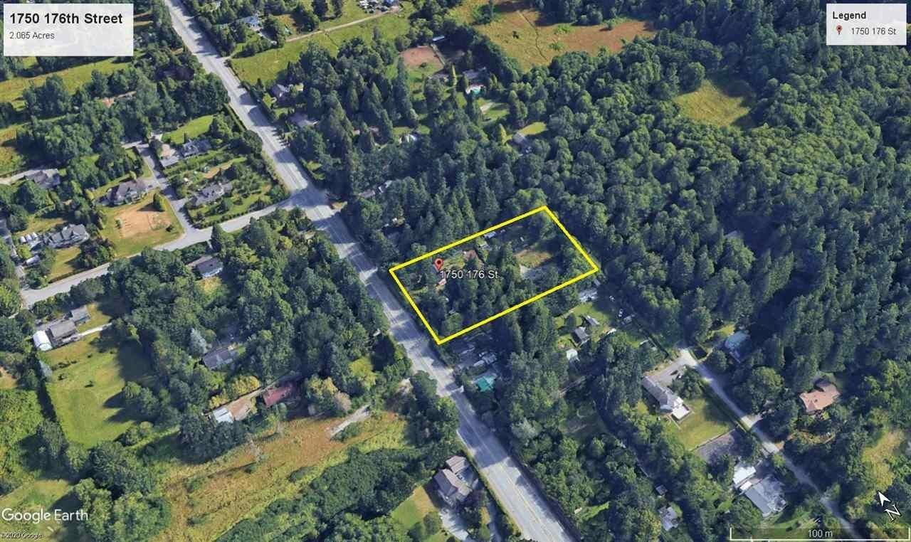 Main Photo: 1750 176 Street in Surrey: Hazelmere House for sale (South Surrey White Rock)  : MLS®# R2602991
