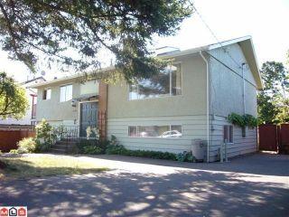 Photo 1: 15820 ROPER Avenue: White Rock House for sale (South Surrey White Rock)  : MLS®# F1431370