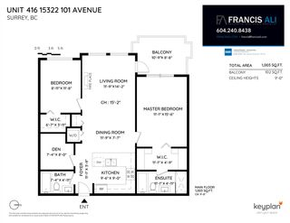 "Photo 14: 416 15322 101 Avenue in Surrey: Guildford Condo for sale in ""Ascada"" (North Surrey)  : MLS®# R2441092"