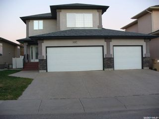 Main Photo: 6247 Wascana Court Crescent in Regina: Wascana View Residential for sale : MLS®# SK872529