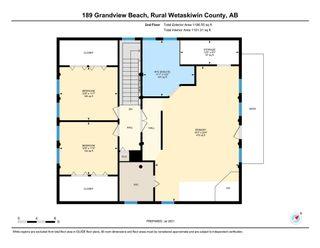 Photo 23: 189 Grandview Beach: Rural Wetaskiwin County House for sale : MLS®# E4256376
