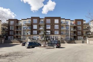 Photo 36: 355 10403 122 Street in Edmonton: Zone 07 Condo for sale : MLS®# E4235467