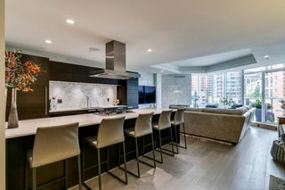 Photo 7: 407 738 1 Avenue SW in Calgary: Eau Claire Apartment for sale : MLS®# A1124073