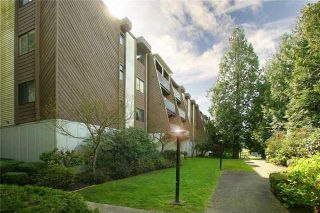 """Photo 1: 111-3911 Carrigan Ct in Burnaby: Government Road Condo for sale in """"Lougheed Estates"""" (Burnaby North)  : MLS®# V839645"""