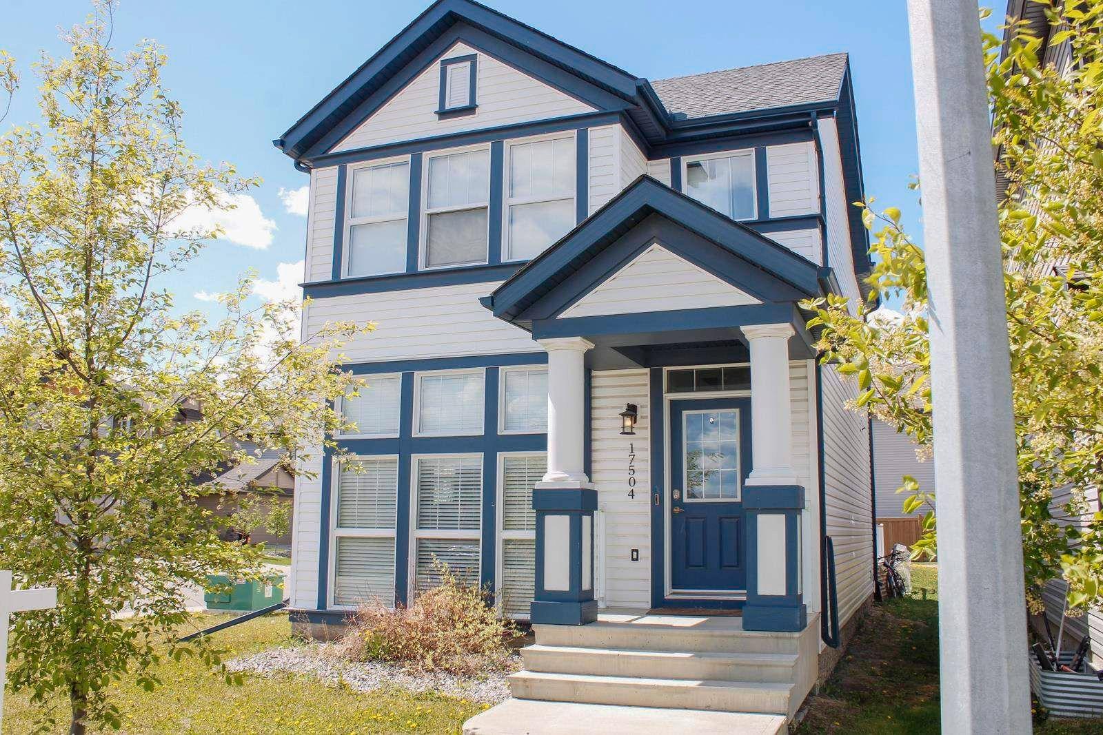 Main Photo: 17504 58 Street in Edmonton: Zone 03 House for sale : MLS®# E4244761