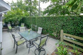 """Photo 2: 126 12639 NO. 2 Road in Richmond: Steveston South Townhouse for sale in """"Nautica South"""" : MLS®# R2496141"""