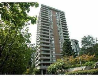 Photo 1: 1406 3755 Bartlett Court in Burnaby: Condo for sale : MLS®# v932627