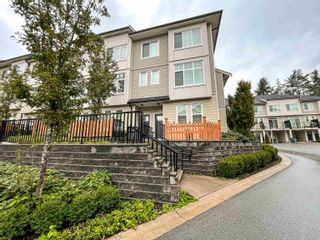 """Main Photo: 122 13670 62 Avenue in Surrey: Sullivan Station Townhouse for sale in """"Panorama 62"""" : MLS®# R2623303"""