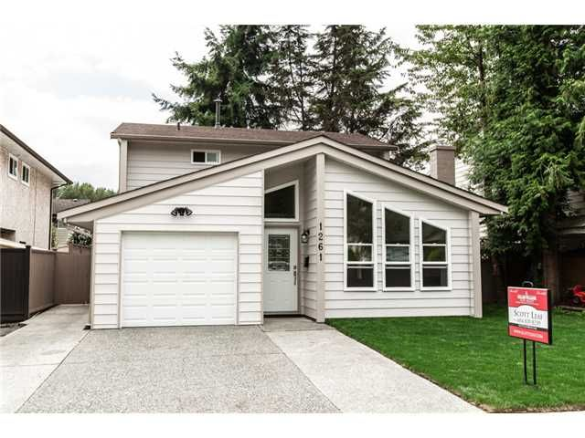 Main Photo: 1261 Oxbow Way in Coquitlam: River Springs House for sale : MLS®# V1080934